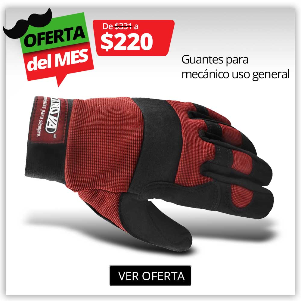 PRODUCTO PROMO SEPT -  Guantes