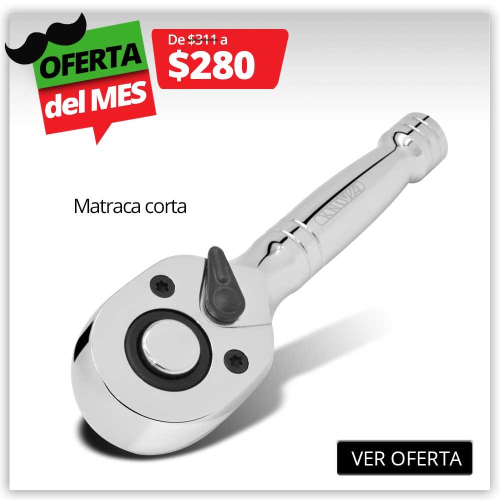 PRODUCTO PROMO SEPT - Matraca Corta