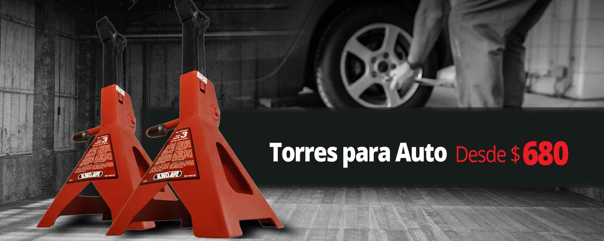 Banner Catalogo 3 - Torres para auto