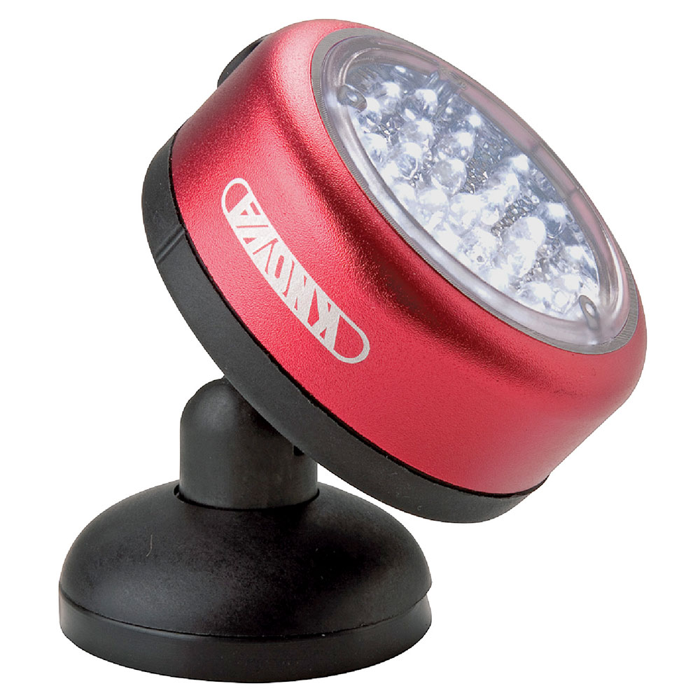 Lámpara de trabajo magnética 24 leds