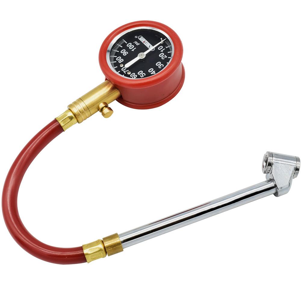 Calibrador de presión de carátula para camión