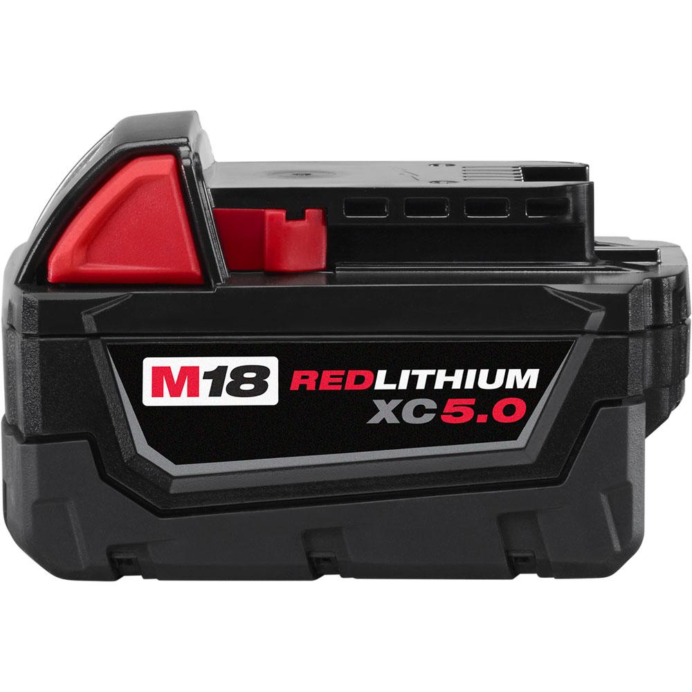 Baterías capacidad extendida M18